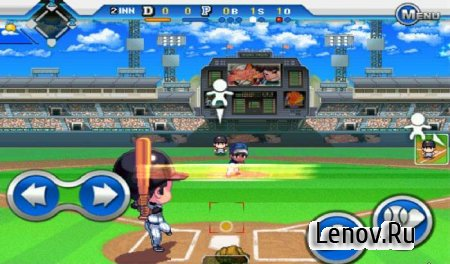 Baseball Superstars® II v 1.0.1 Mod (Unlimited G-Points)