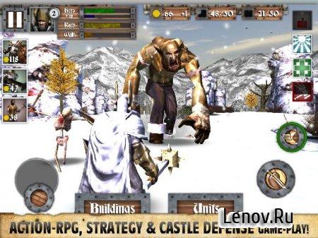 Heroes and Castles (обновлено v 1.00.14.0) Мод (свободные покупки)
