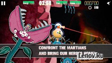Martian Caves v 1.0