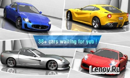 Drag Racing Real 3D v 1.0.4 Мод (много денег)