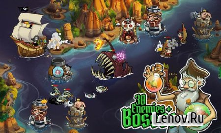 Pirate Legends: Survival Island  v 1.8.2 (Mod Money)