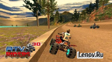 ATV Riders 3D (Racing Game) v 1.0