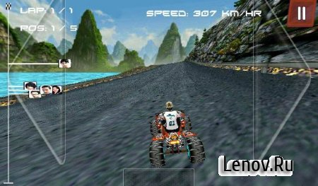 ATV Riders 3D (Racing Game) v 1.0