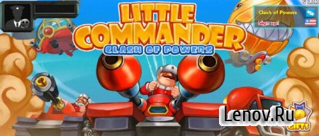 Little Commander 2 v 1.7.4 Мод (Free Shopping)