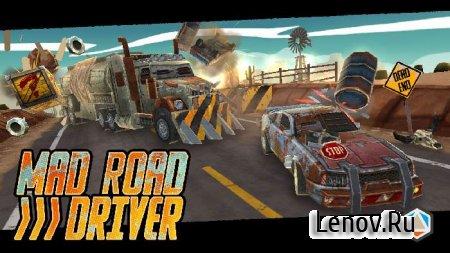 Mad Road Driver v 1.0.1