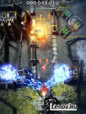 Sky Force 2014 (обновлено v 1.41) Mod (Unlimited Stars)