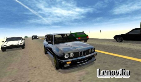 Desert Traffic Racer v 1.0