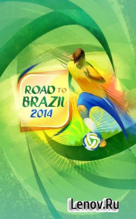 Road to Brazil 2014 v 1.0.5 Mod (Unlimited Coins/Gems)