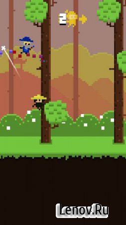 TyuTyu NyuNyu:The Forest Ninja (обновлено v 1.5.3)