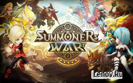 Summoners War: Sky Arena v 5.2.3 Мод (Enemies Forget Attack)