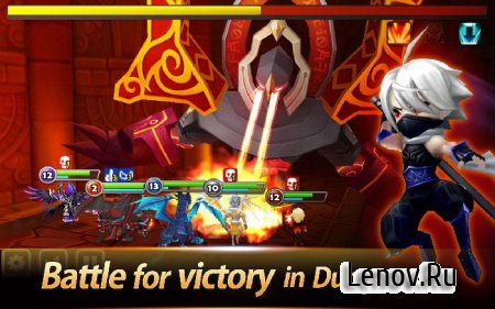 Summoners War: Sky Arena v 5.1.4 Мод (Enemies Forget Attack)