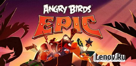 Angry Birds Epic v 3.0.27463.4821 (Mod Money)