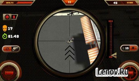 Real Sniper v 1.0.3 Mod (Unlimited Money/Bullets)