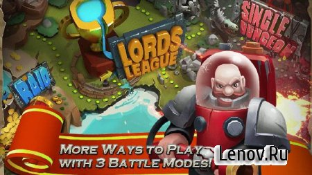 Clash of Lords 2: New Age v 1.0.278
