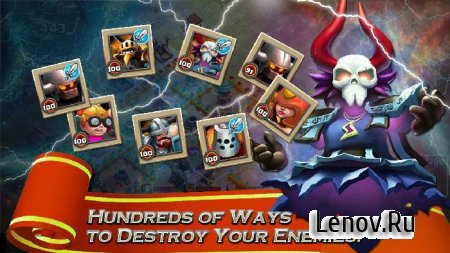 Clash of Lords 2: New Age v 1.0.281