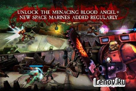 Warhammer 40,000: Carnage RAMPAGE v Developer Build (19/07/02 10:21) (Mod Money)