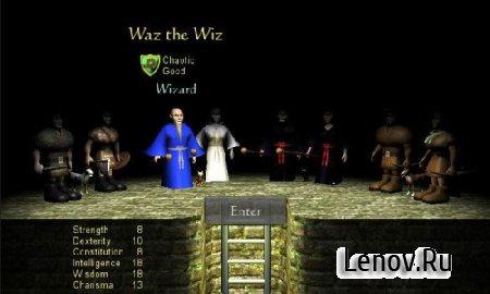 WazHack (обновлено v 1.3.2.1997) Мод (Unlocked)