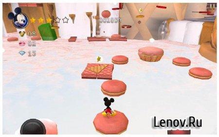 Castle of Illusion (обновлено v 1.2.0) (Full) Мод (Invincible/Infinite apples/Score multiplier)