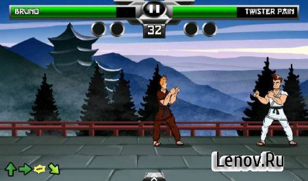 Ultimate Combat Fighting v 1.06 Mod (Unlimited Coins)