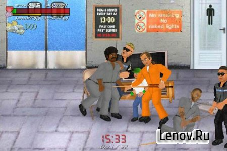 Hard Time (Prison Sim) v 1.401 Mod (Unlocked)