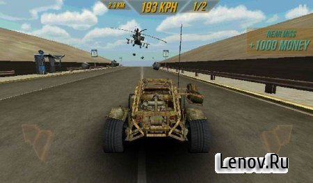 Buggy Racer 2014 v 1.3 (Mod Money)