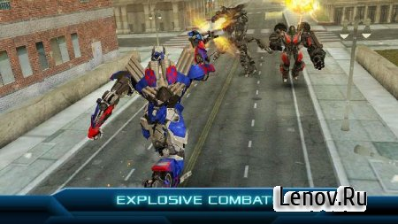 Transformers: Age of Extinction (обновлено v 1.11.1) Мод (быстрое убийство)