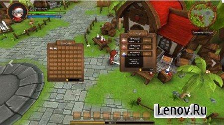 Fantasy RPG World Online (обновлено v 1.3) Мод (много денег)