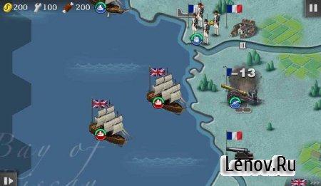 European War 4: Napoleon v 1.4.10 Mod (много денег)