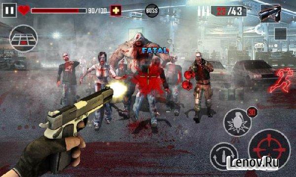 скачать игры на андроид zombie killer много денег
