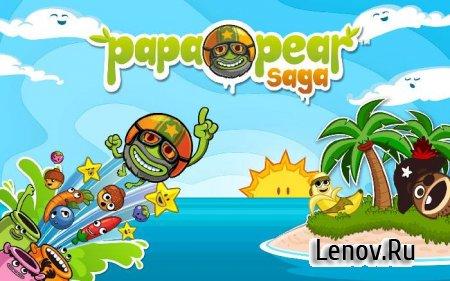Papa Pear Saga (обновлено v 1.51.1) Мод (много денег)