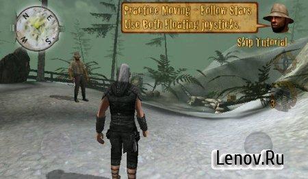 Dinosaur Assassin Pro (обновлено v 7.1.0) Мод (бесконечные патроны)
