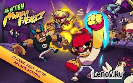 Big Action Mega Fight! v 2.0.12 Мод (много денег)