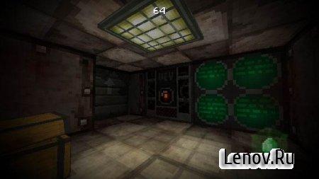 Herobrine 2: Silent Mine (обновлено v 1.2.3)