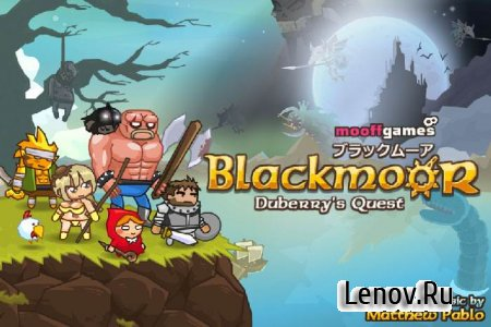 Blackmoor v 43 Mod (Free Shopping)