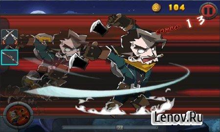 Crazy Cowboy Sniper War (обновлено v 1.1) Мод (много денег)