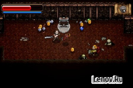Скачать взломанную игру Wayward Souls (обновлено v 1.32.5) Мод (много денег)