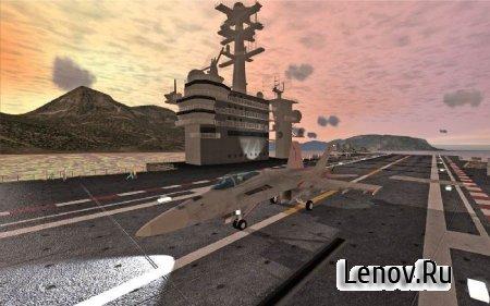 F18 Carrier Landing II Pro v 4.3.2 Mod (Unlocked)