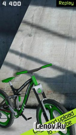 Touchgrind BMX v 1.37 Мод (Unlocked)