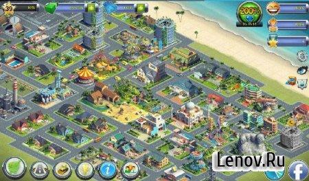 City Island: Airport 2 v 1.7.2 Мод (много денег)