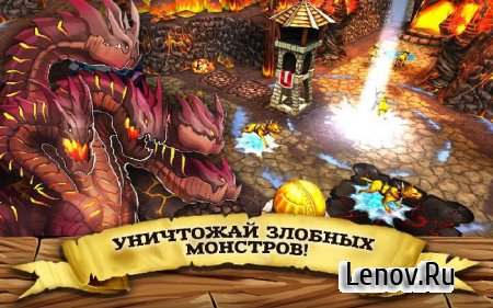Incoming Goblins Attack TD (обновлено v 1.2.0) Мод (много кристаллов)