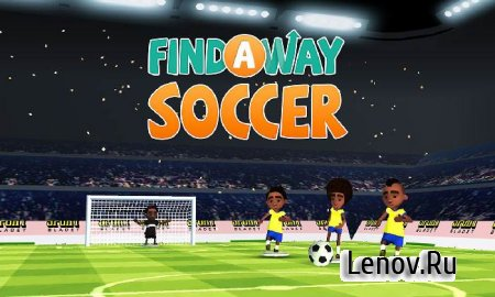 Find a Way Soccer v 1.2