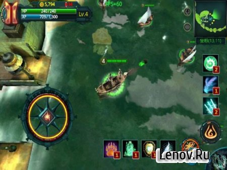 Pirate Hero 3D v 1.2.2 Мод (много денег)