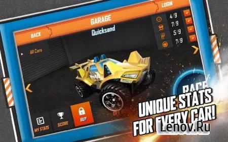 Hot Wheels Showdow (обновлено v 1.2.9) Мод (много денег)