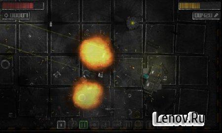 CYBER SHOOTER: DROID RUSH v 1.0.51 Мод (много очков развития)