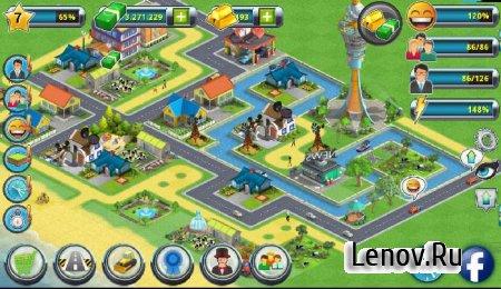 City Island 2 - Building Story v 150.1.3 Мод (много денег)