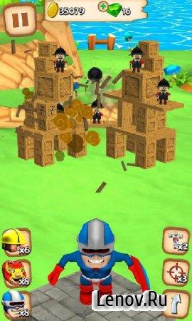 Smash Heroes v 1.0.1 Мод (много денег)