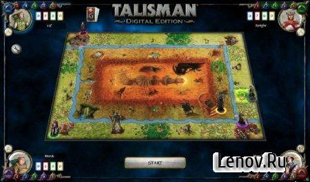 Talisman v 21.43 Мод (Unlocked)