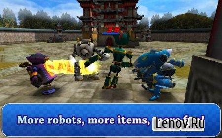 Robot Battle 2 (обновлено v 2.1) (Mod Money/Energy)