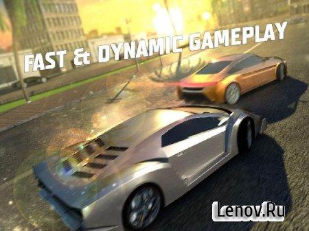 Racing 3D: Asphalt Real Tracks (обновлено v 1.6) Мод (много денег)