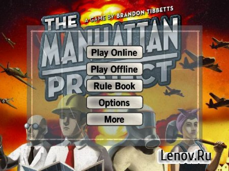 The Manhattan Project (обновлено v 9.0 build 9)
